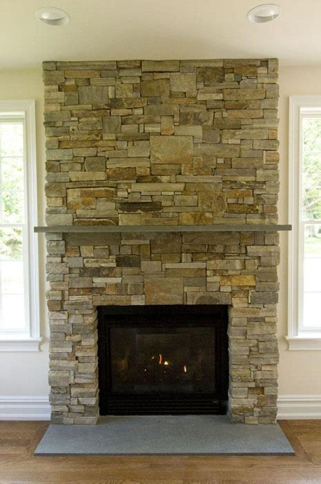 Dining Room Furniture Long Island by Stone Veneer Fireplace Home Design