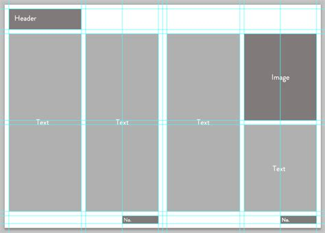 magazine layout wireframe what makes a good magazine layout the bottom line