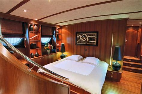 yacht bedroom master bedroom polycarpus superyachts news luxury