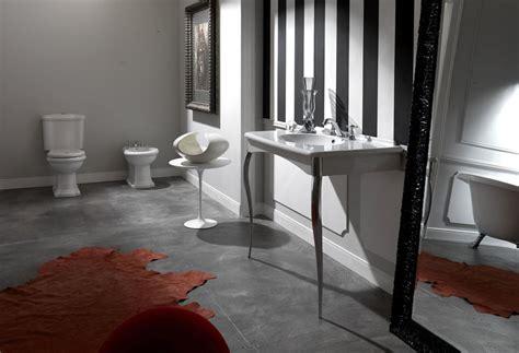 consolle bagno classico un classico per il bagno la consolle retr 242 di kerasan