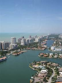 Naples Fl Naples Fl Naples Front From A Helicopter Photo