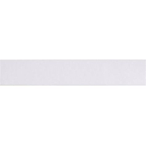 Ribbon White 1 1 2 quot grosgrain solid ribbon white discount designer