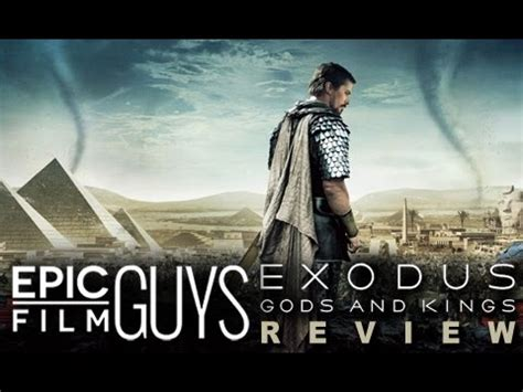 epic film complet youtube exodus gods and kings review epic film guys youtube