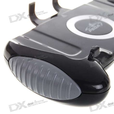Handgrip Psp Go pega grip with stand for psp go black free shipping dealextreme