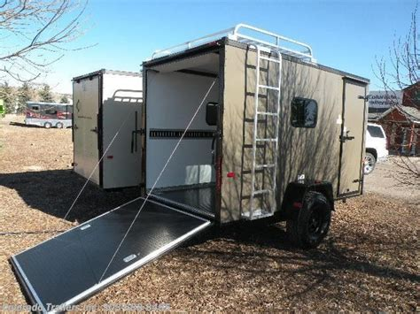 Road House Trailer by 25 Best Ideas About Cargo Trailers For Sale On