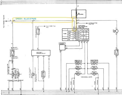 93 toyota wiring schematic diagram for lights 52