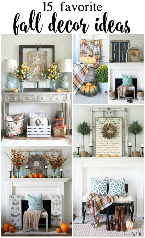 15 fall decor ideas for 28 images with 4 boys 15 diy