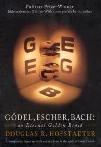 libro gdel escher bach las moscas hofstadter y los viros