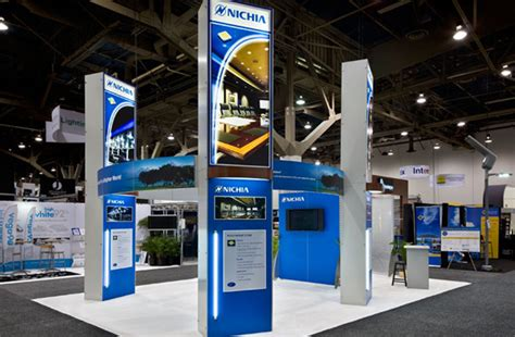 booth design best practices 6 trade show booth design tips to wow your attendees