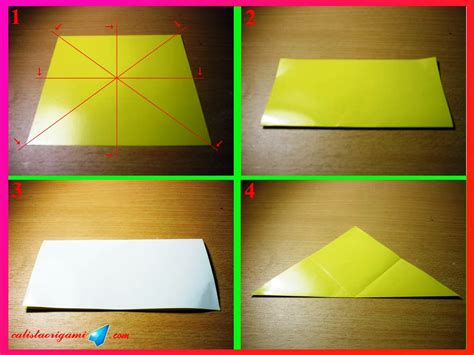membuat kolase binatang cara membuat origami ikan kecil nan imut origami binatang