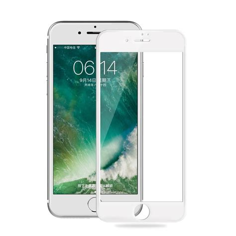 Iphone 7 Tempered Glass Cover Color Warna wholesale iphone 7 edge cover tempered glass screen
