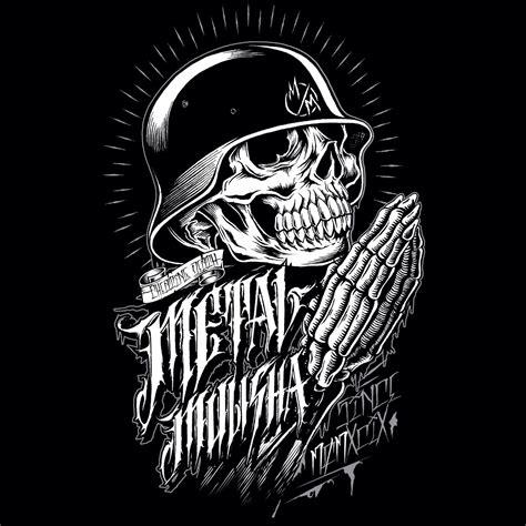 metal mulisha tattoo designs this praying metal mulisha skull metal mulisha