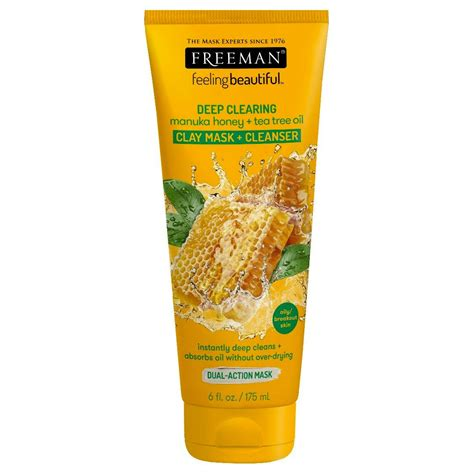 Freeman Mask by Freeman Feeling Beautiful Clearing Clay Mask