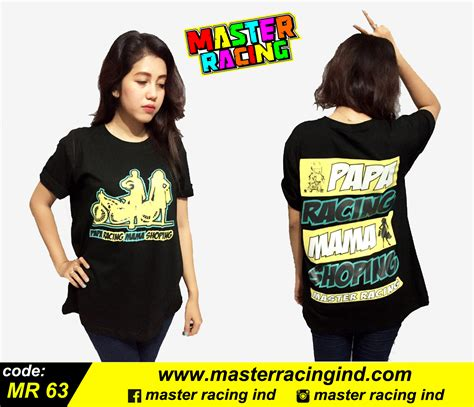Kaos Drag 201 M Fastgass papa racing shoping master racing industries