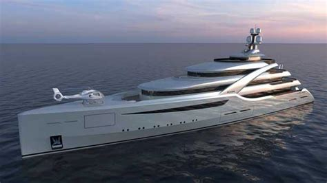 iconh  superyacht concept based  improved mca