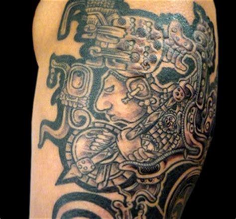 tatuaggi maya e aztechi