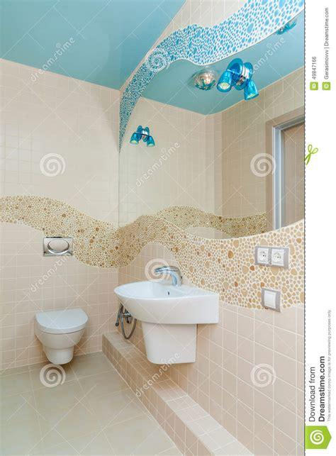 Bagno Stile Mare by Bagno Marino Di Stile Fotografia Stock Immagine 49847166