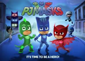 pj masks joins disney lineup fall simply moms