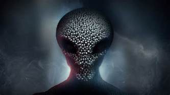 Alien Head Filled With Skulls Wallpaper 12986   Baltana