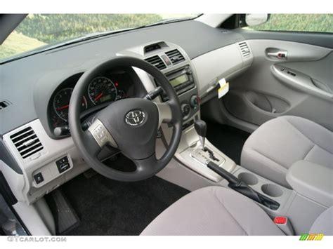 2012 Corolla Interior by 2012 Toyota Corolla Le Interior Photo 59841168 Gtcarlot
