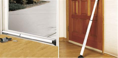 Master Lock Door Bar by Master Lock Door Security Bar Gadgetify