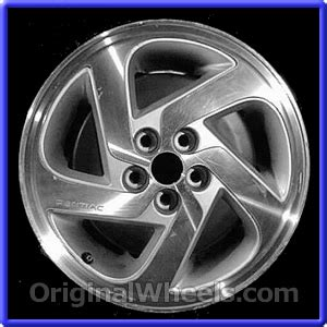 Pontiac Grand Am Bolt Pattern 1997 Pontiac Grand Am Rims 1997 Pontiac Grand Am Wheels