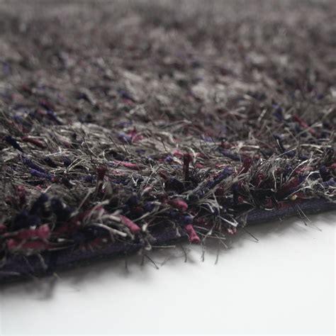 paars vloerkleed hoogpolig hoogpolig paars vloerkleed mixed collectie
