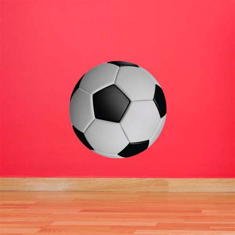 football stickers for walls football wall sticker sport theme for room boys