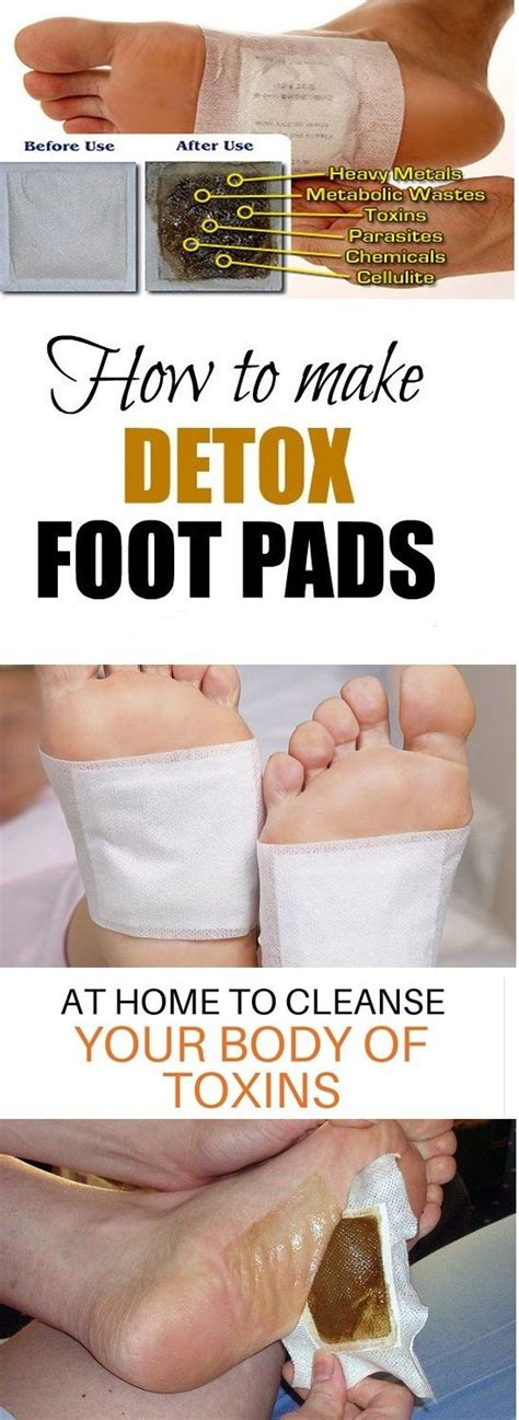 Detox Through Pads by Best 25 Foot Detox Ideas On Foot Detox Soak