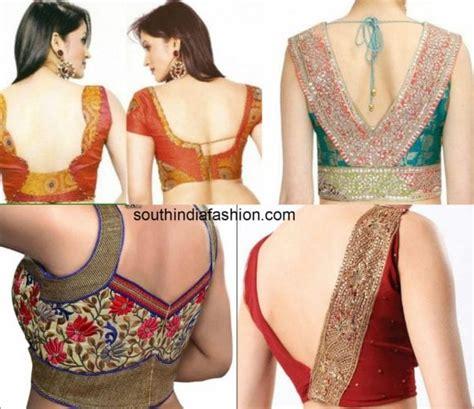 border blouse patterns