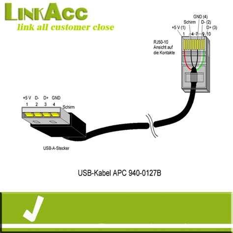 usb to rj45 wiring diagram apc 30 wiring diagram images