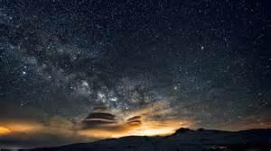 4k night sky wallpaper wallpapersafari