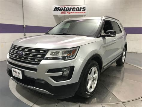 2016 ford explorer awd 2016 ford explorer xlt awd stock 24627 for sale near