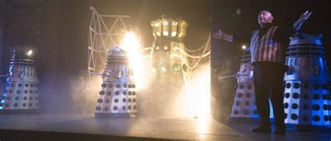 Explosive By Dalek by The Evil Of The Daleks Doctor Who On Screen In Script