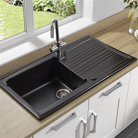 coloured kitchen sinks 48 grey sinks 32quot ignacio undermount granite