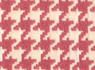 large scale houndstooth upholstery fabric houndstooth mauve and ivory classic houndstooth heavy