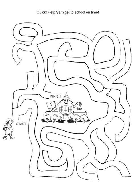 free printable maze reading passages pin free printable maze reading passages for second and
