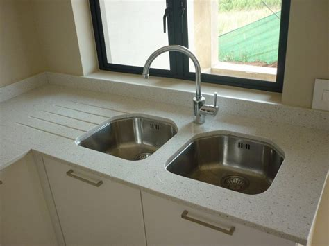 Underslung Kitchen Sinks basin options granite marble caesarstone afrigran durban
