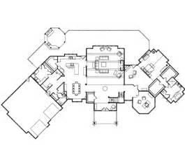 home bar floor plans glacier falls log homes cabins and log home floor plans