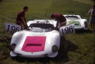 Porsche 910 Bergspyder Porsche 910 Bergspyder At Ollon Villars 1967 Never