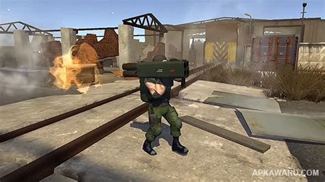 tacticool  shooter apk obb
