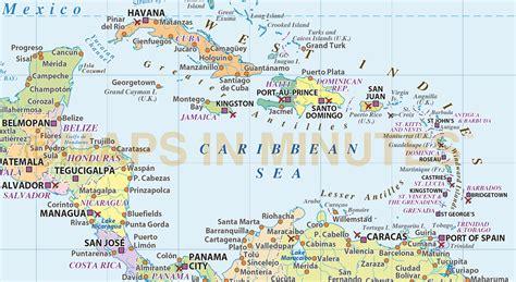 map usa and caribbean map usa and caribbean 28 images central america vector