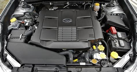 new subaru 6 cylinder engine new engine problems and