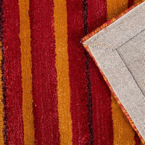 stripe jute rug buy stripe rug wool jute bamboo 130x190cm sun the real rug company