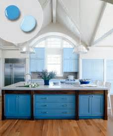 blue kitchen cabinets traditional kitchen design kitchen design ideas blog - cabinet colors for dark appliances