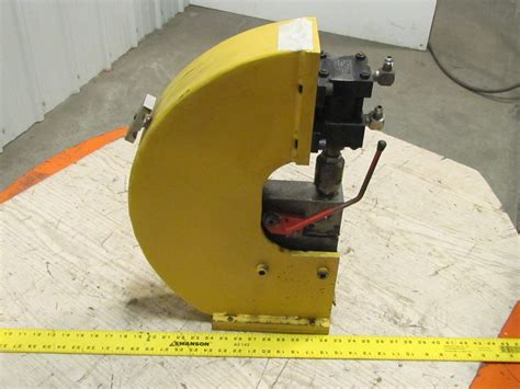 bench top punch press custom bench mount hydraulic punch press for aluminum 21