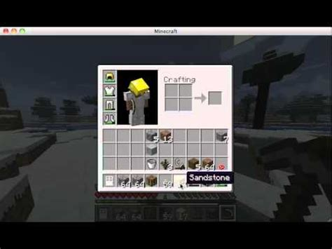 How To Make Door In Minecraft by How To Make A Iron Door In Minecraft And How To Make It