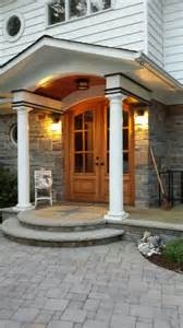 Front Door Curb Appeal - arched front entryway exterior french doors contemporary entry other by m4l inc