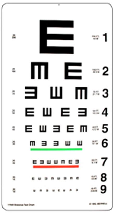 printable lea symbols eye chart symbol eye charts bernell corporation