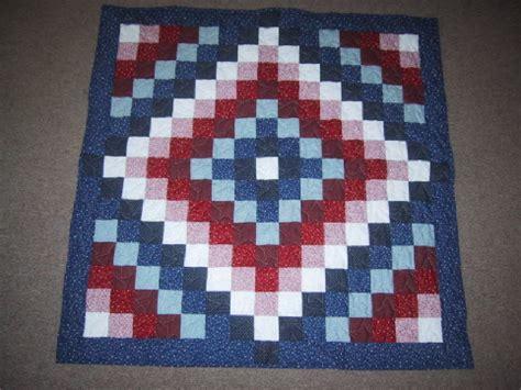 Trip Around The World Quilt Pattern Free trip around world quilt pattern popular crocheting patterns